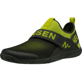 Helly Hansen Hydromoc Slip-On Shoes Men Forest Night/Sweet Lime/Beluga